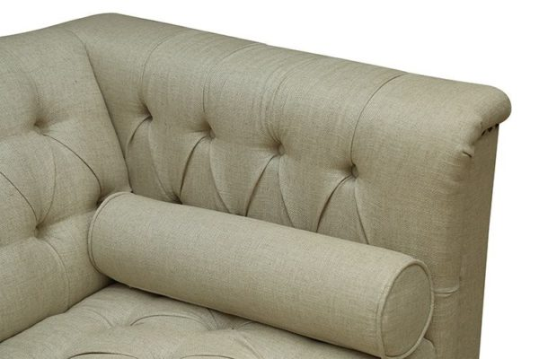 Pan Emirates Felicity 4 Seater Sofa Linen