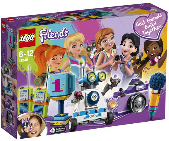 LEGO 41346 Friendship Box Toy
