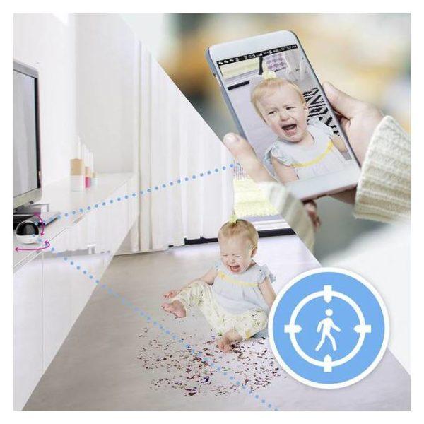 Ezviz C6TC Mini 360 Plus Indoor 1080p Wi-Fi Security Camera