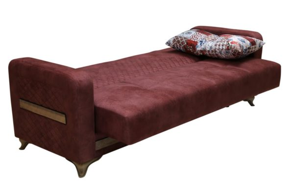 Pan Emirates Penshire 3 Seater Sofa ROSE