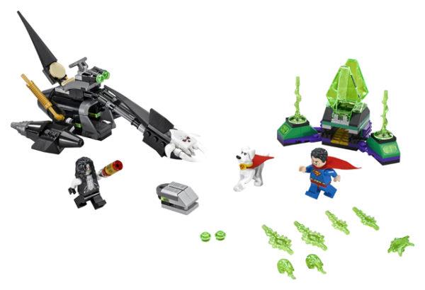 LEGO 76096 Superman & Krypto Team-up Toy