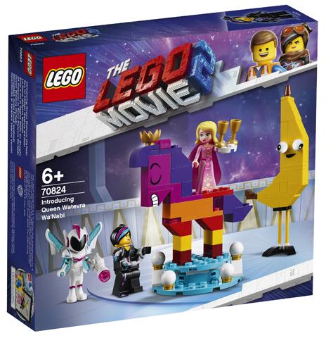 LEGO 70824 Introducing Queen Watevra Wa'Nabi Toy
