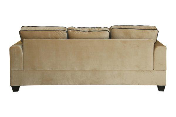 Pan Emirates Shelton 3 Seater Sofa Cream