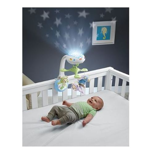 Fisher Price Butterfly Dreams 3-In-1 ProjectionMobile