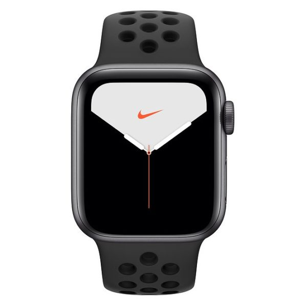 Apple Watch Nike Series 5 GPS + Cellular 40mm Space Gray Aluminium Case with Anthracite/Black Nike Sport Band