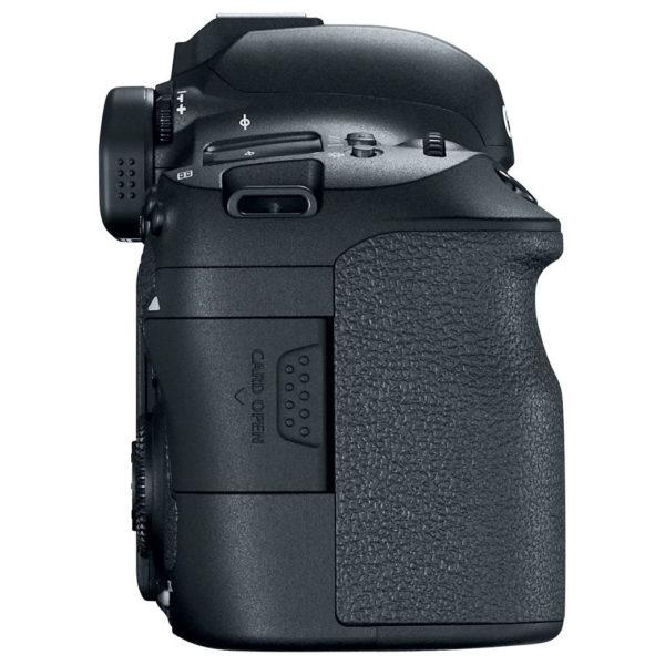 Canon EOS 6D Mark II DSLR Camera Body Black + EF 24-105mm IS STM Lens Kit