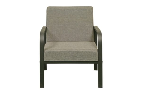 Pan Emirates Dikon Single Seater Sofa Grey