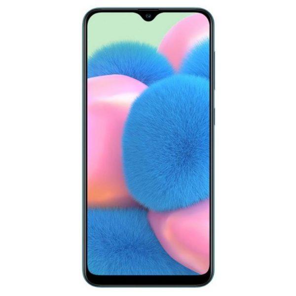 Samsung Galaxy A30s 64GB Prism Crush Green 4G Dual Sim Smartphone SMA307F
