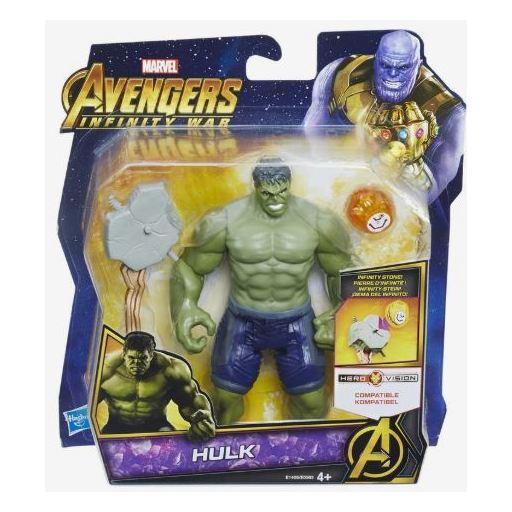 "Hasbro Avengers Hulk 6"" Figure"