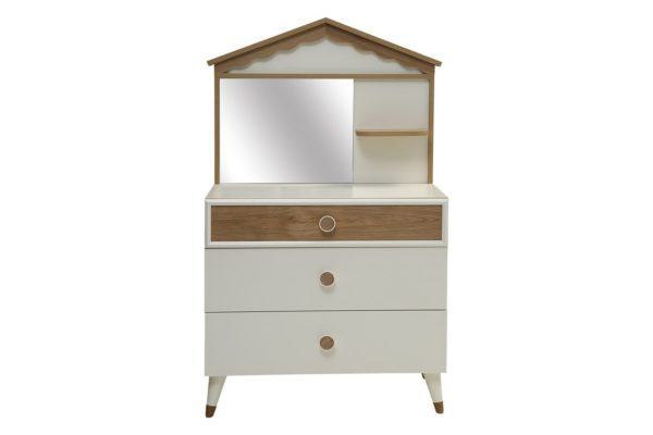 Pan Emirates Popeye Kids Dresser With Mirror