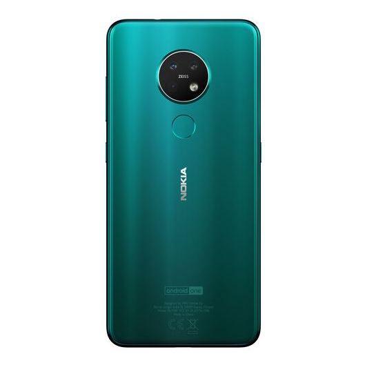 Nokia 7.2 128GB Cyan Green 4G Dual Sim Smartphone TA1196