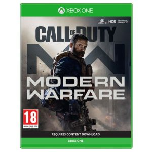 Xbox One Call Of Duty Modern Warfare Game