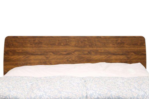 Pan Emirates Gjora Bed Oak Natural