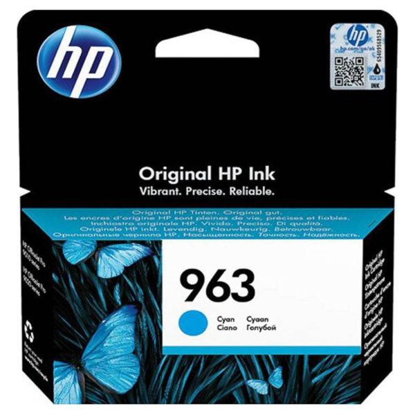 HP 963 3JA23AE Original Ink Cartridge Cyan