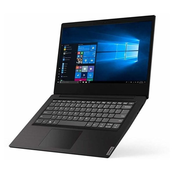 Lenovo ideapad S145-14IWL Laptop - Core i5 1.6GHz 4GB 256GB Shared Win10 14inch HD Black