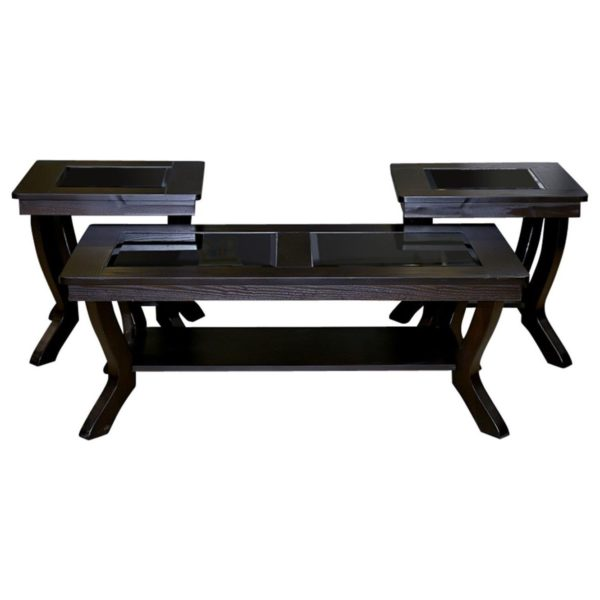 Pan Emirates Energy Coffee Table Set 1+2 Light Brown