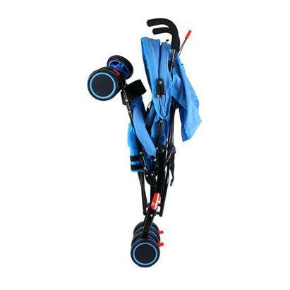 Baby Plus Light Weight Stroller Blue