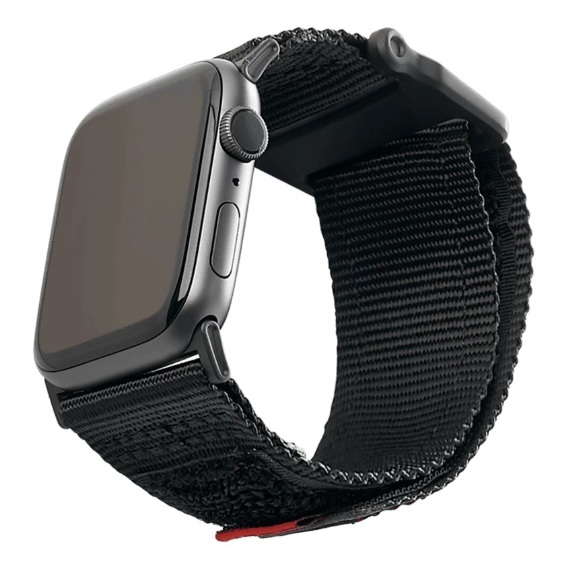 UAG Active Nylon Strap Black For Apple Watch 44/42mm