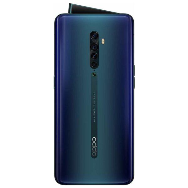Oppo Reno2 256GB Ocean Blue 4G Dual Sim Smartphone CPH1907