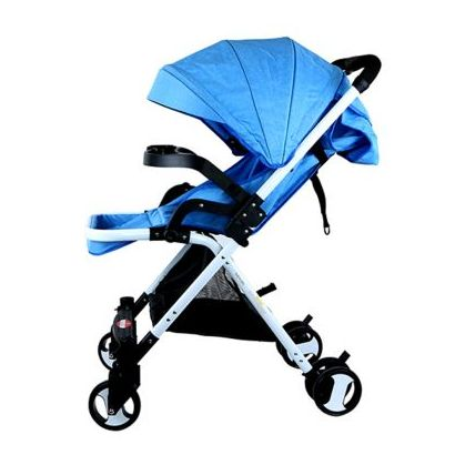 Baby Plus Baby Stroller Blue 0-36 Months