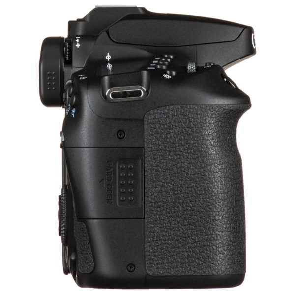 Canon EOS 90D DSLR Camera Black + EFS 18-135mm Lens