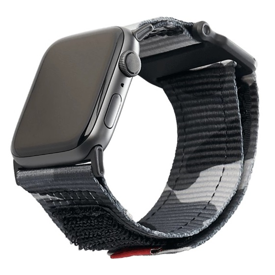 UAG Active Nylon Strap Midnight For Apple Watch 44/42mm