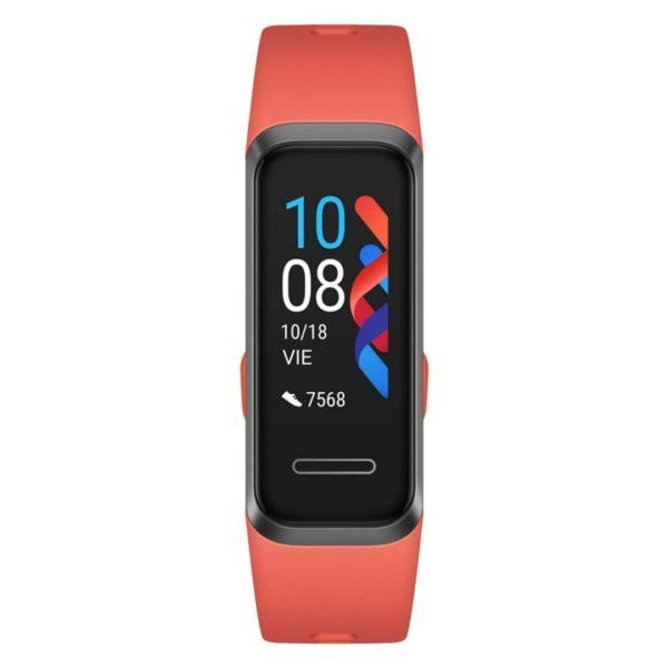 Huawei Band 4 Fitness Tracker - Amber Sunrise