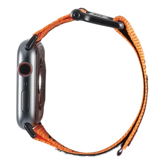 UAG Active Nylon Strap Orange For Apple Watch 44/42mm
