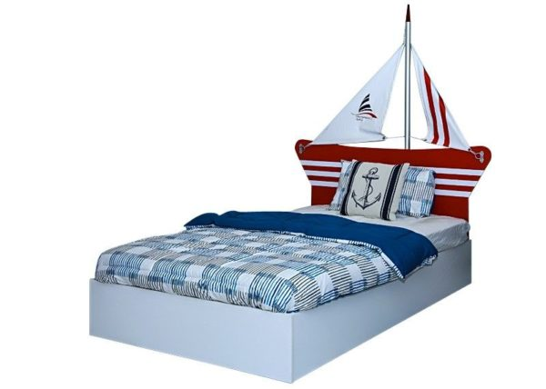 Pan Emirates Dunkirk Kids Bed