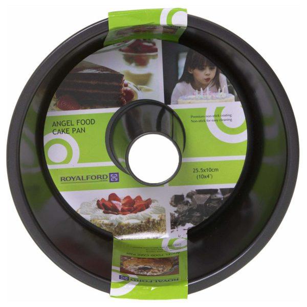 RoyalFord Bundform Pan Black 25cm