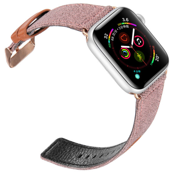 Dux Ducis Casual Version Apple Watch Band 42/44mm Pink
