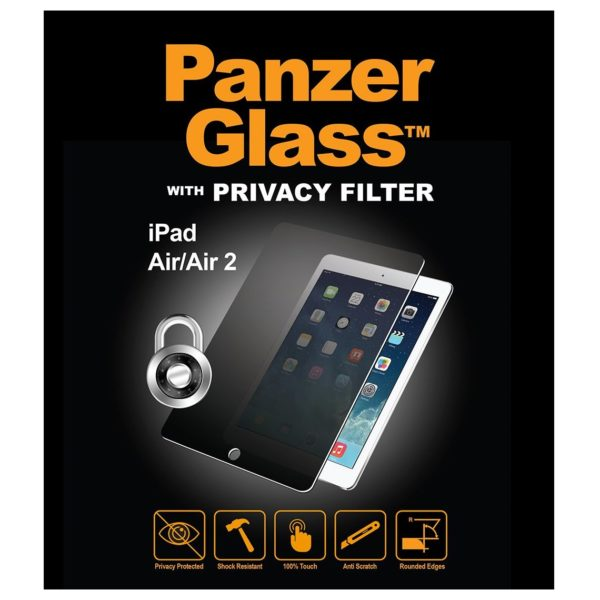 Buy Panzerglass Pnzp1061 Privacy Screen Protector For Ipad
