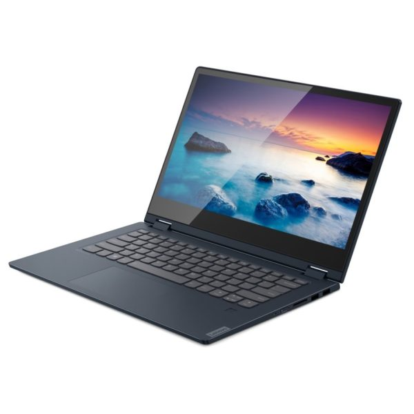 Lenovo ideapad C340 Laptop - Core i3 2.1GHz 4GB 256GB Shared Win10 14inch FHD Abyss Blue