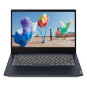 Lenovo ideapad S340-14IIL Laptop - Core i5 1GHz 4GB 256GB Shared Win10 14inch FHD Abyss Blue