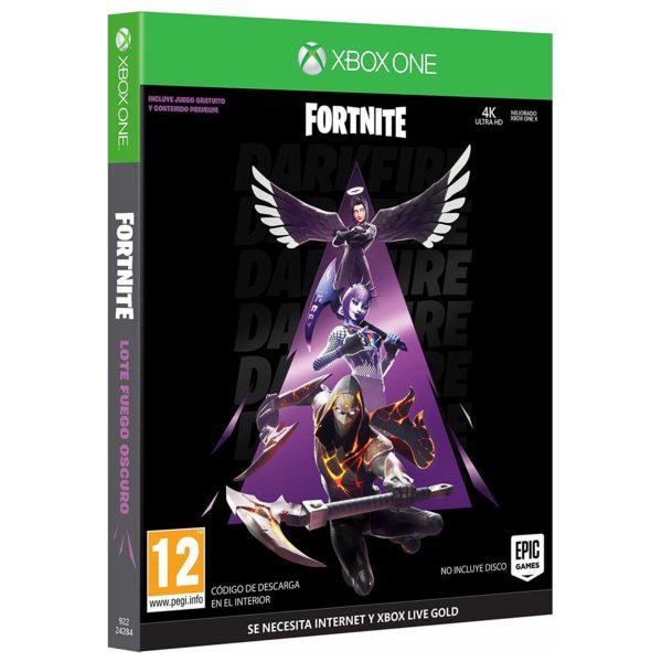 buy xbox one fortnite darkfire game  price