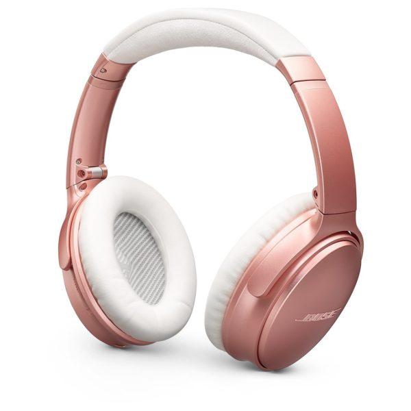 Buy Bose QuietComfort 35 II Wireless Headphone Rose Gold QC35II – Price,  Specifications & Features | Sharaf DG