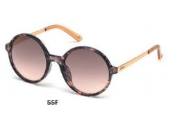Skechers Havana Plastic Non-Polarized Women Sunglasses SE605755F53