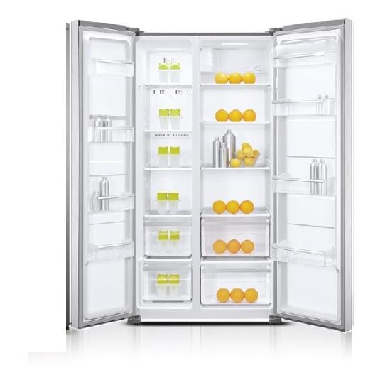 Super General Side By Side Refrigerator 600 Litres SGR710SBSSS