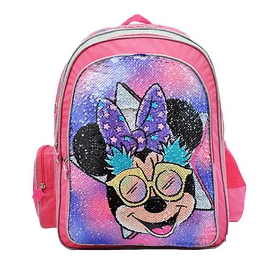 Disney Minnie Believe In Love Backpack 18''