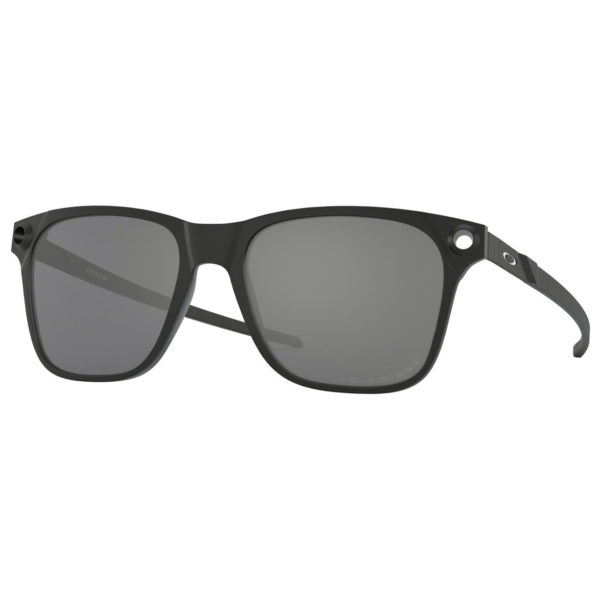 Oakley Apparition Satin Black Stainless Steel Polarized Men Sunglasses OO9451-05