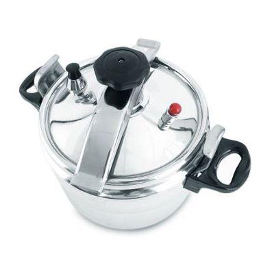 RoyalFord Pressure Cooker Silver/Black7L