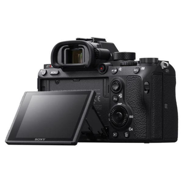 Sony A7R III Digital Mirrorless Camera Black With FE 24-70mm f/2.8 GM Lens