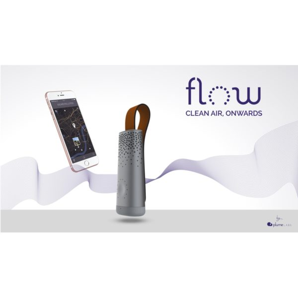 Flow - The Personal Air Pollution Sensor
