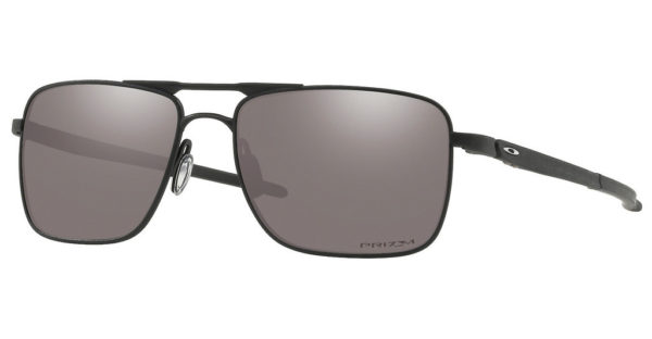 Oakley Black Metal Unisex OK-6038-603801-57 Sunglasses