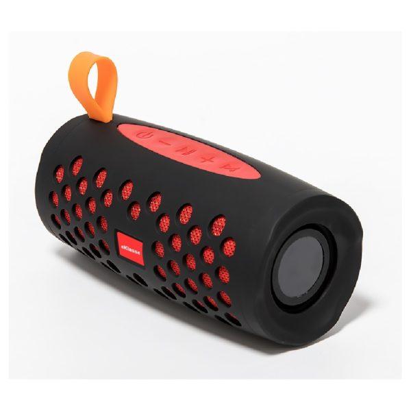 Eklasse EKBTSP24XM Wireless Speaker 3Wx2 Red/Black