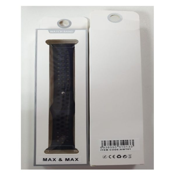 Max & Max Silicon Strap For Apple Watch