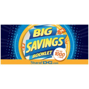 Free SDG Big Savings Booklet