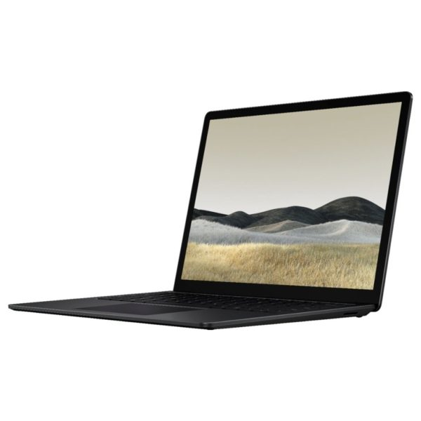 Microsoft Surface Laptop 3 - Core i5 1.2GHz 8GB 256GB Shared Win10 13.5inch Matte Black