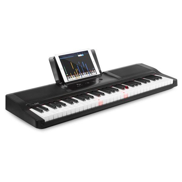The One TOK1B Light Keyboard Black