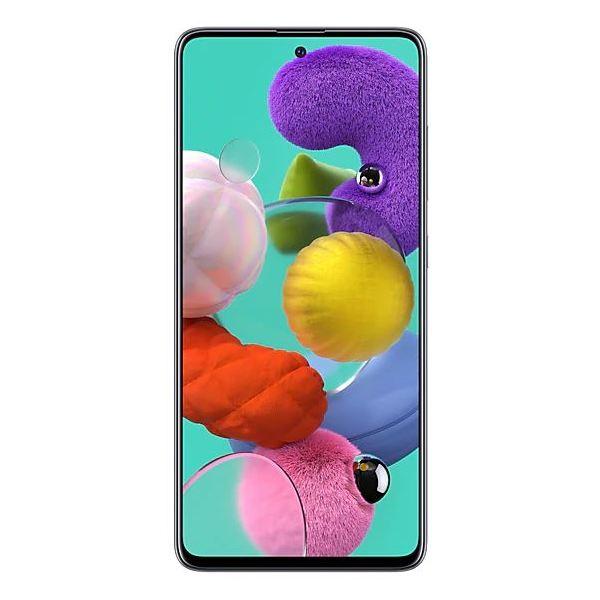 Samsung A51 128GB Black 4G Dual Sim Smartphone SMA515F